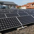 Photovoltaik in Illertissen, Henle Bau