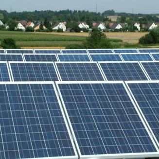 Gewerbe im Grün, Photovoltaik II