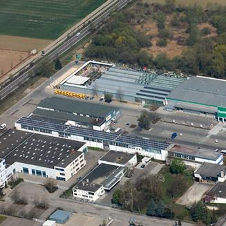 Gewerbe im Grün, Photovoltaik I