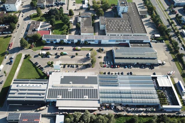 Photovoltaik in Illertissen