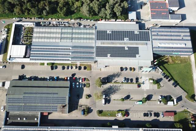Josef-Henle-Straße 11, Illertissen, PV-Anlage