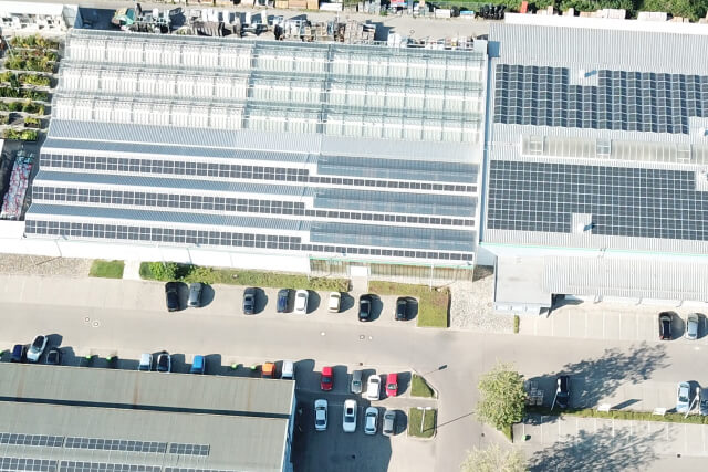 Henlebau Illertissen, PV-Anlage Josef-Henle-Straße 11