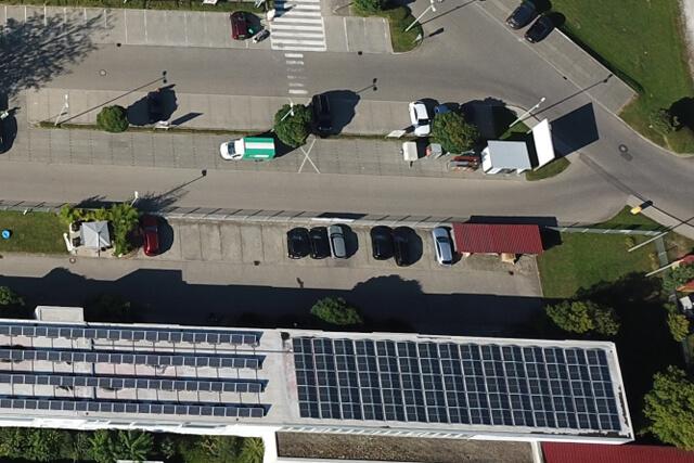 Photovoltaikanlage JH 9E-2